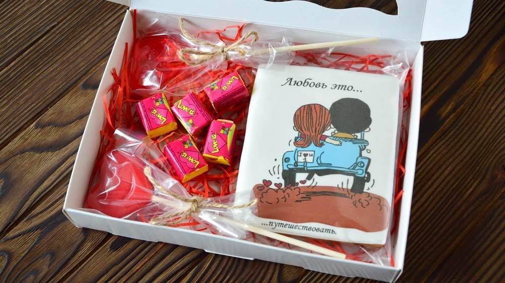 Подарунок дівчинці на 14 лютого