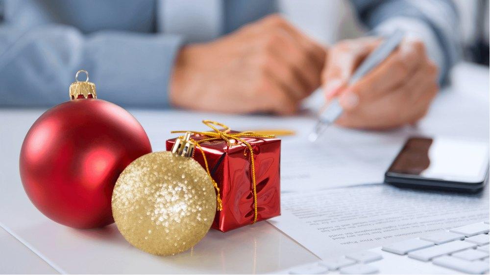 Подарунок колегам на Новий рік 2021