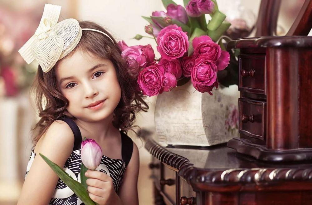 Подарунок на 8 березня дівчинці 5, 6, 7, 8 років