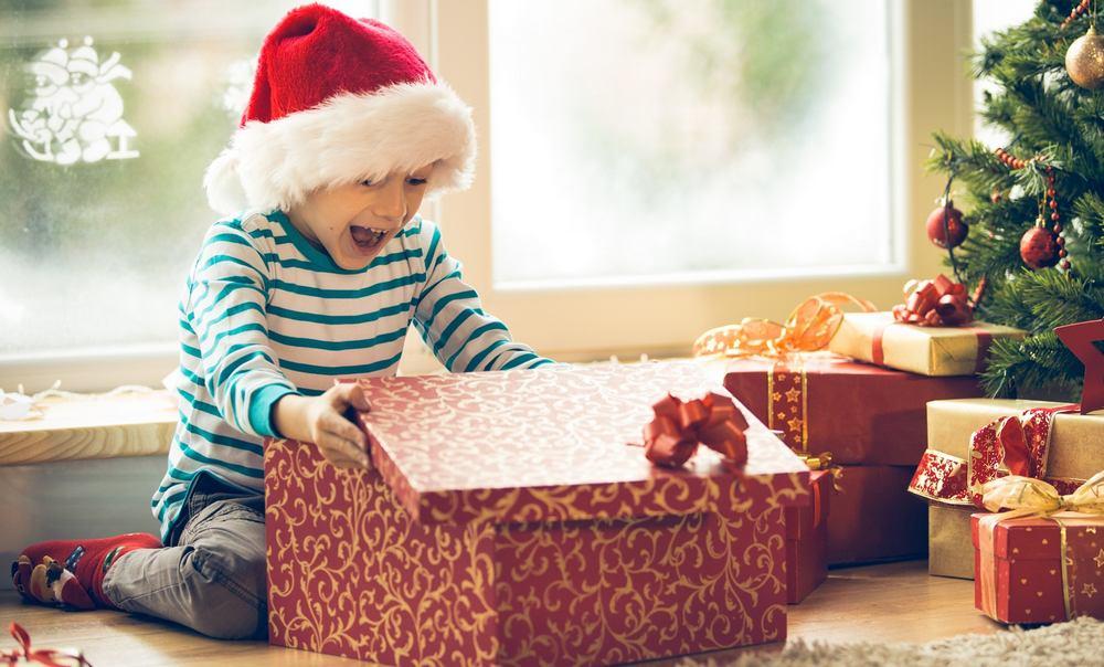 Подарунок племіннику на Новий рік +2021