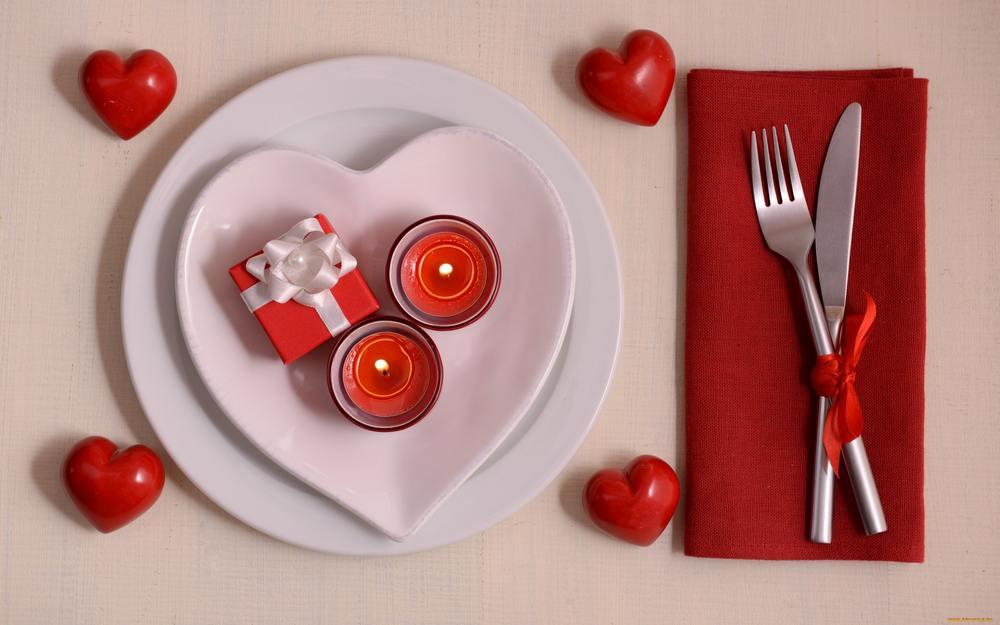 Подарунок дружині на День Святого Валентина